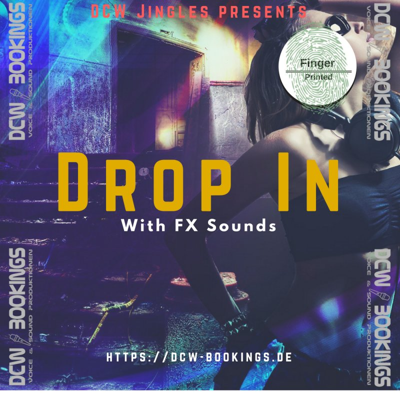 Drop in mit SFX Sound