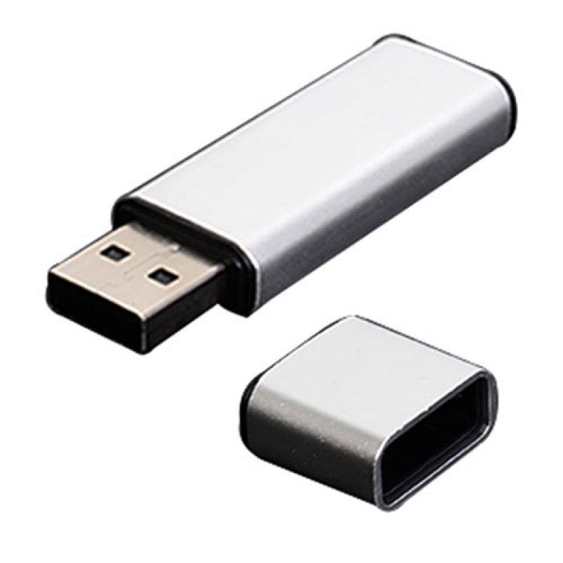 USB Stick Metall 8 GB 2.0