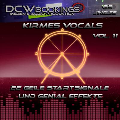 Kirmes Vocals 11 + Effects, Startpositionen