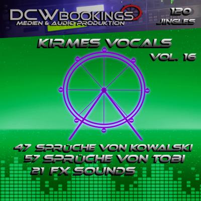 Kirmes Vocals 16
