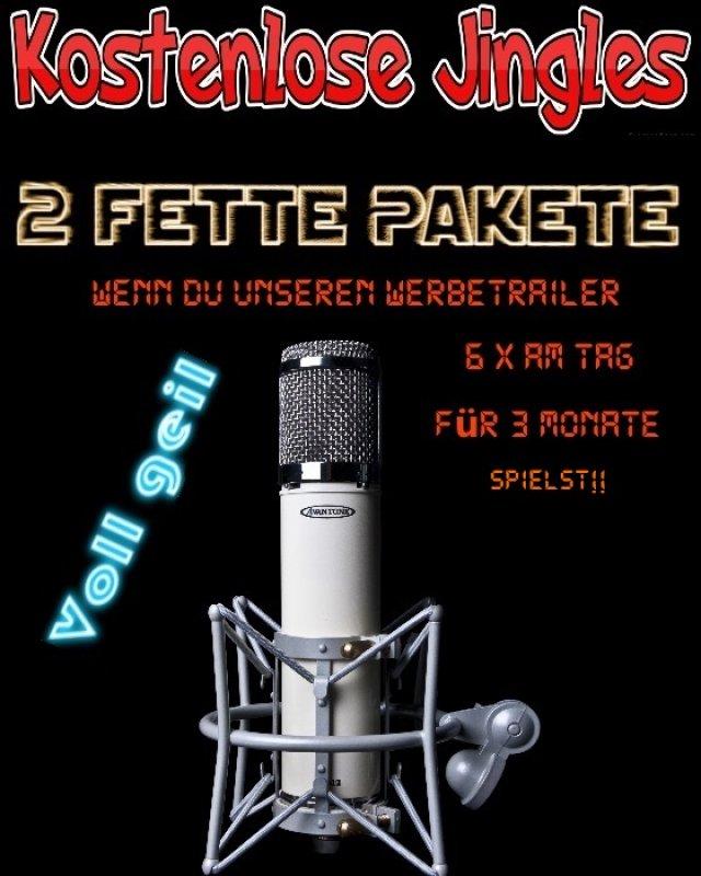 Kostenlose Radio Jingles 1