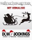 Weihnachtskalender mit Kowalski