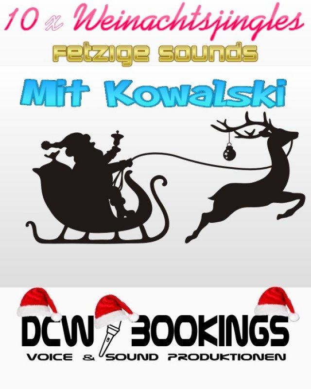 Kowalski`s Weihnachtsjingles