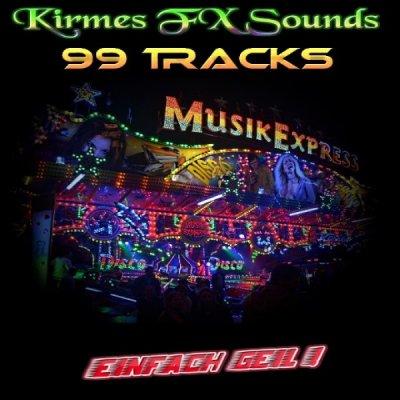 Kirmes FX Sounds über 99 Tracks