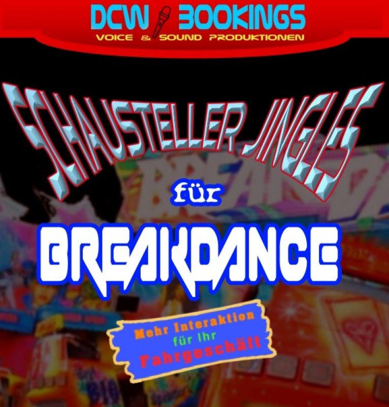 Schausteller Opener Break Dance