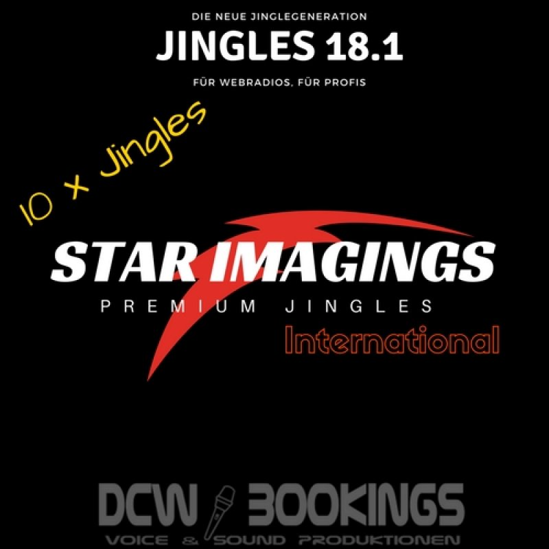 Star Imagings Jingles international 18.1