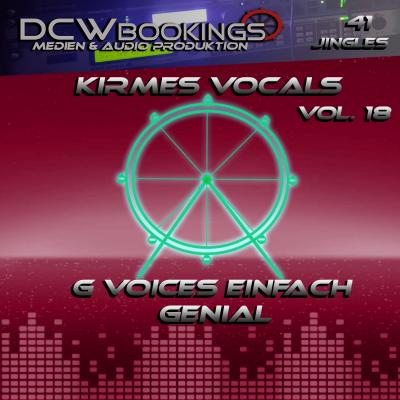 Kirmes Vocals 18 G Voice
