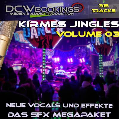 Kirmes Jingles Volume 3//315 Jingles