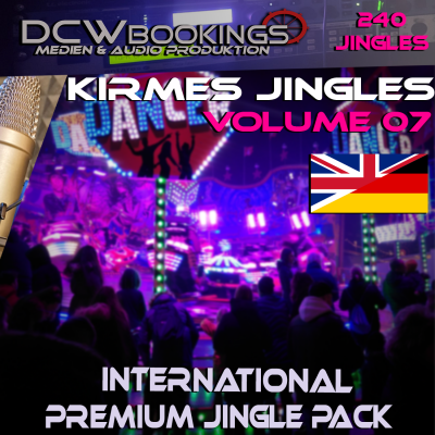 Kirmes Jingles Volume 7 international full pack