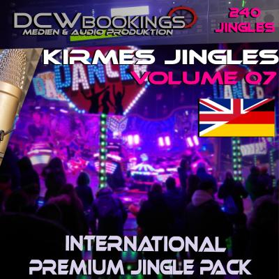 Kirmes Jingles Volume 7 international full pack