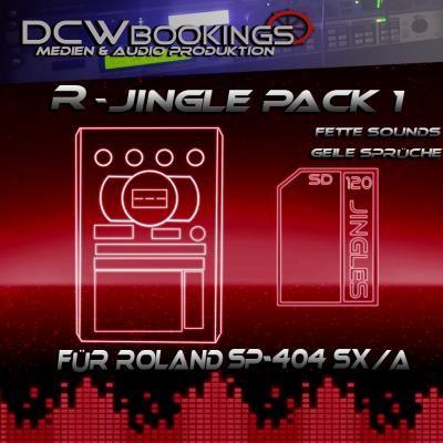 Jingle Pack 1 für Roland Jinglebox SP 404 SX/A