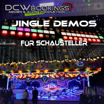 Jingle Demos für Schausteller