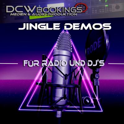 Jingle Demos für Radio und Deejay`s