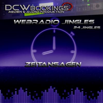 Webradio Jingles - Zeitansagen