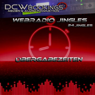 Webradio Jingles - Übergabezeiten