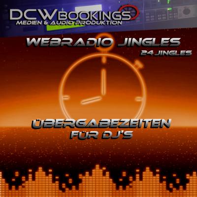 Webradio Jingles - Übergabezeiten für DJs