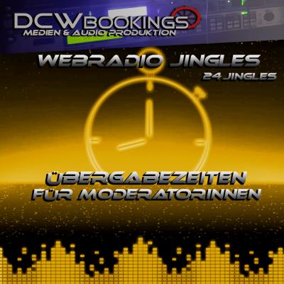 Webradio Jingles - Übergabezeiten Moderatorinnen