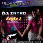 Dj Styles No.1 Intro mit Branding
