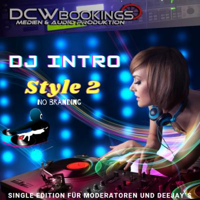 Dj Styles No.2 Intro no Branding