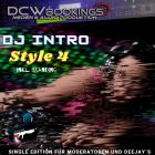 Dj Styles No.4 Intro mit Branding